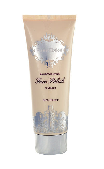 Fake Bake Bamboo Buffing Cosmetic 60ml  Platinum