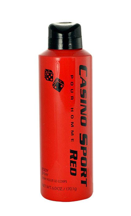 Casino Parfums Casino Sport Red Pour Homme Deodorant 170ml
