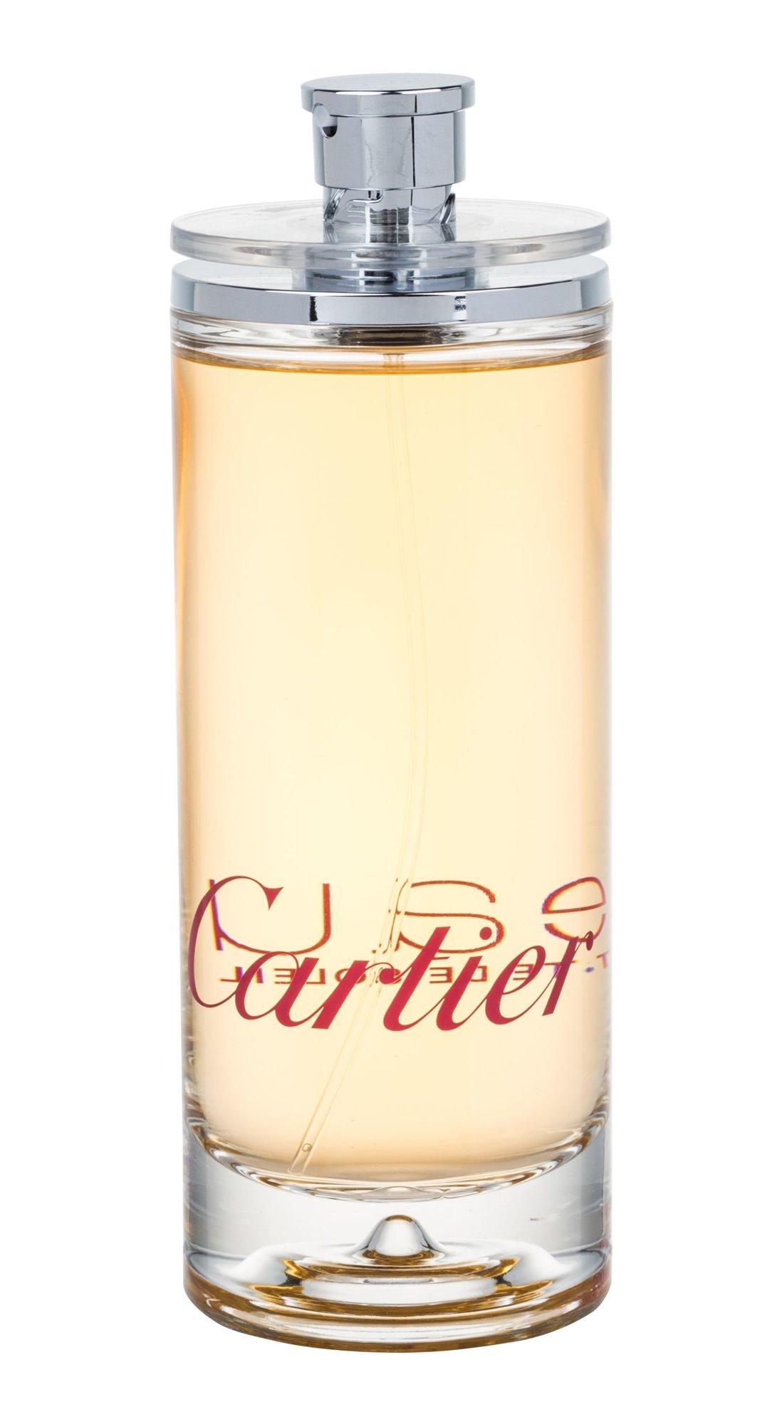 Cartier Eau de Cartier Zeste de Soleil EDT 200ml