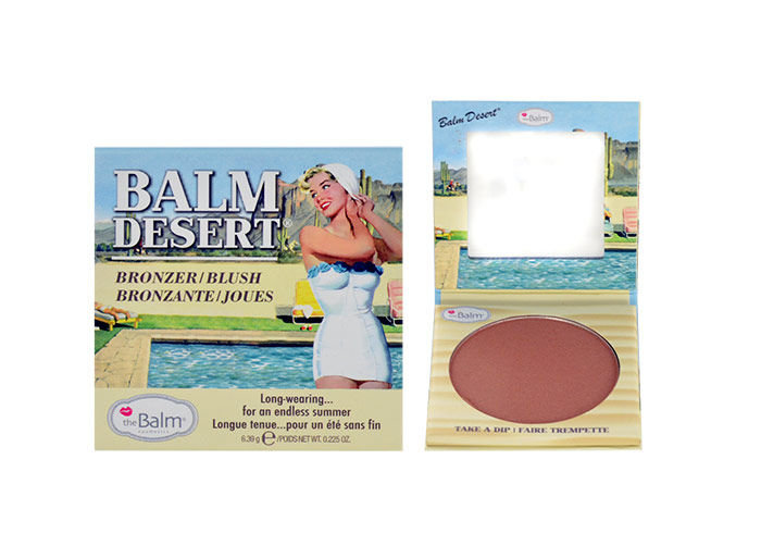 TheBalm Balm Desert Bronzer & Blush Cosmetic 6,39ml