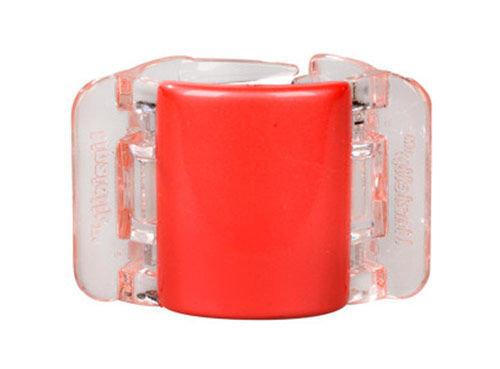Linziclip Midi Hair Clip Cosmetic 1ks Pearl Brick Red