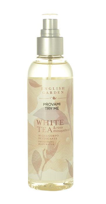 Atkinsons White Tea & Rosa Mosqueta Oil Tělová voda 200ml