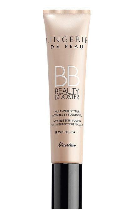 Guerlain Lingerie De Peau Cosmetic 40ml Medium Beauty Booster SPF30