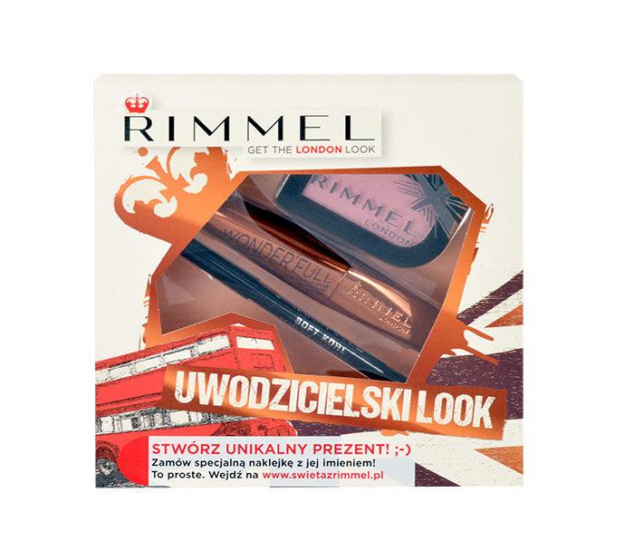 Rimmel London Wonder Full Cosmetic 11ml 001 Black