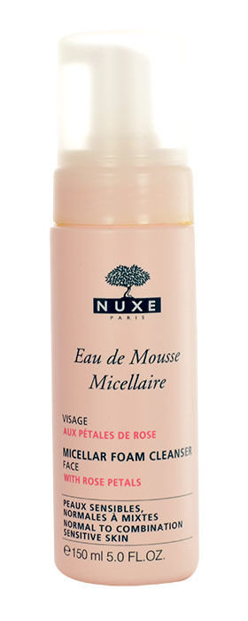 NUXE Micellar Foam Cleanser Cosmetic 150ml