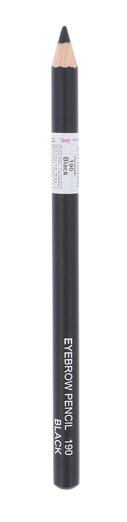 Sleek MakeUP Eyebrow Pencil Cosmetic 1,66ml 190 Black
