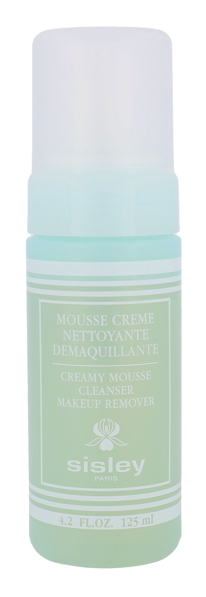 Sisley Creamy Mousse Cleanser Cosmetic 125ml