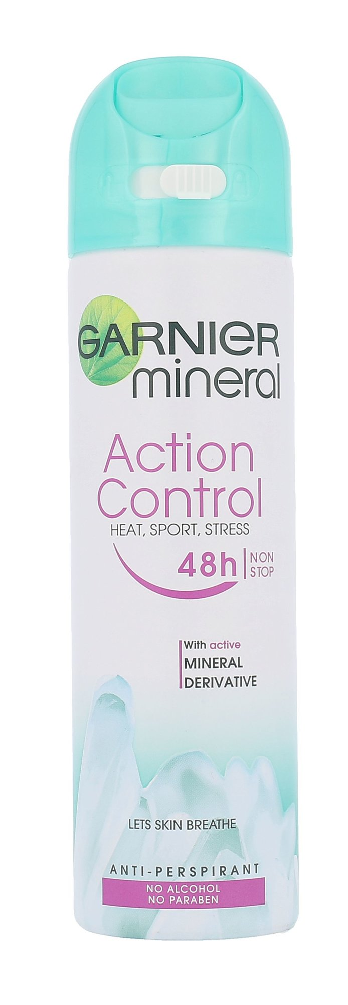 Garnier Mineral Action Control 48h Antiperspirant Spray Cosmetic 150ml