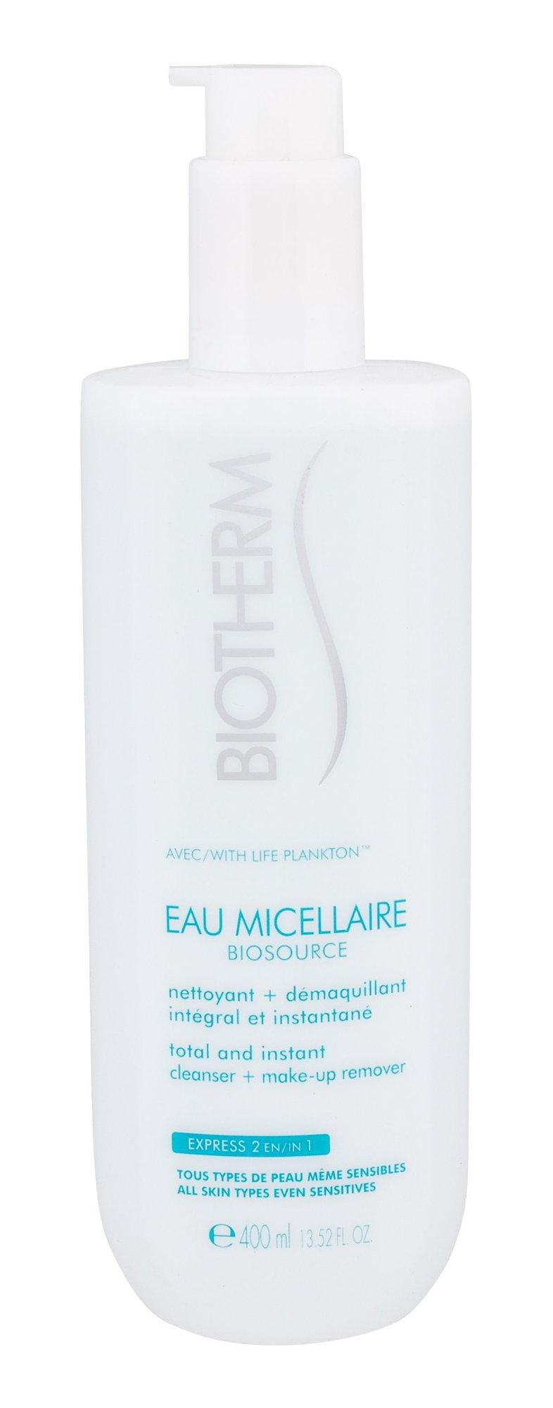 Biotherm Biosource Cosmetic 400ml