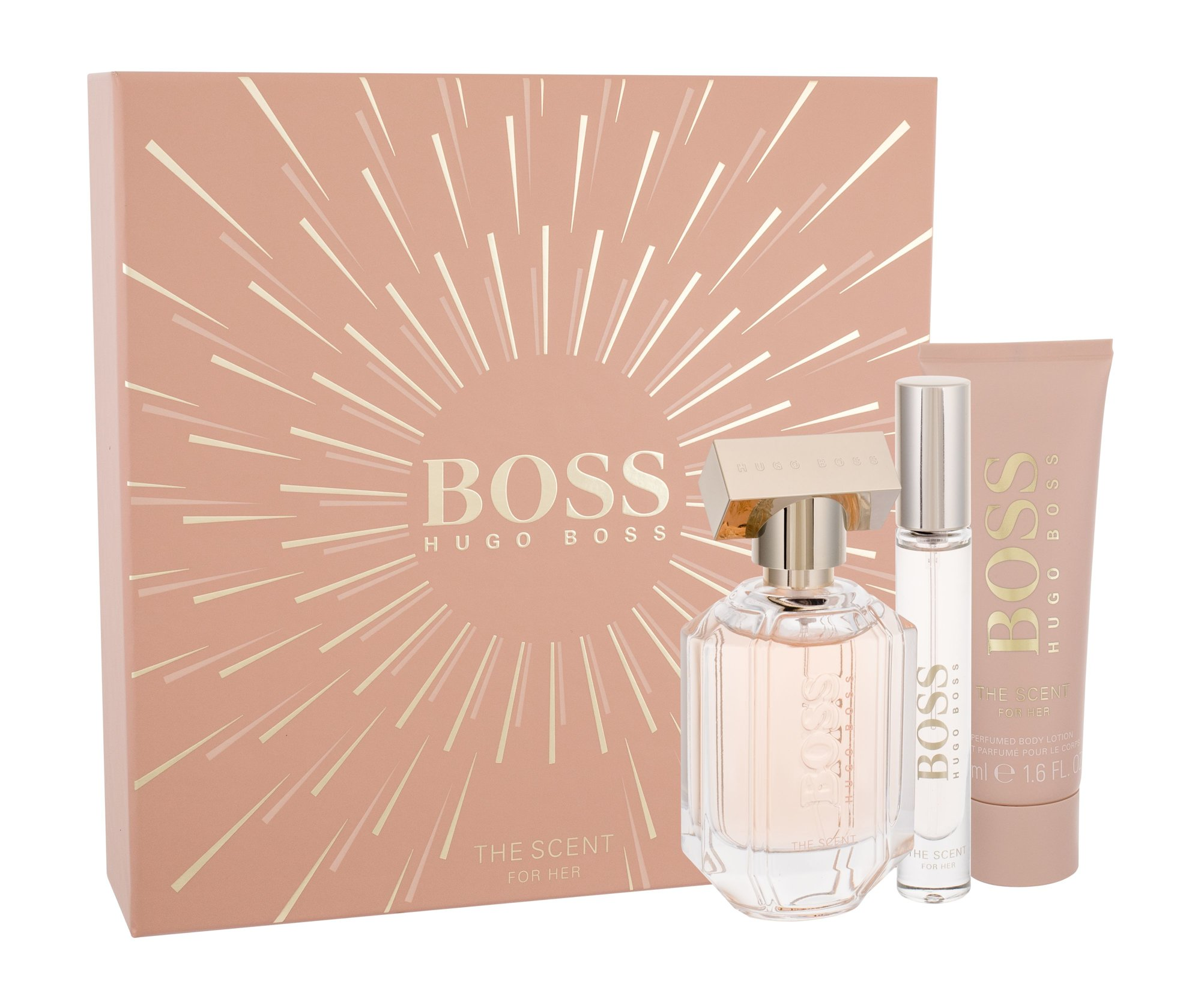 Kvepalai HUGO BOSS Boss The Scent For Her