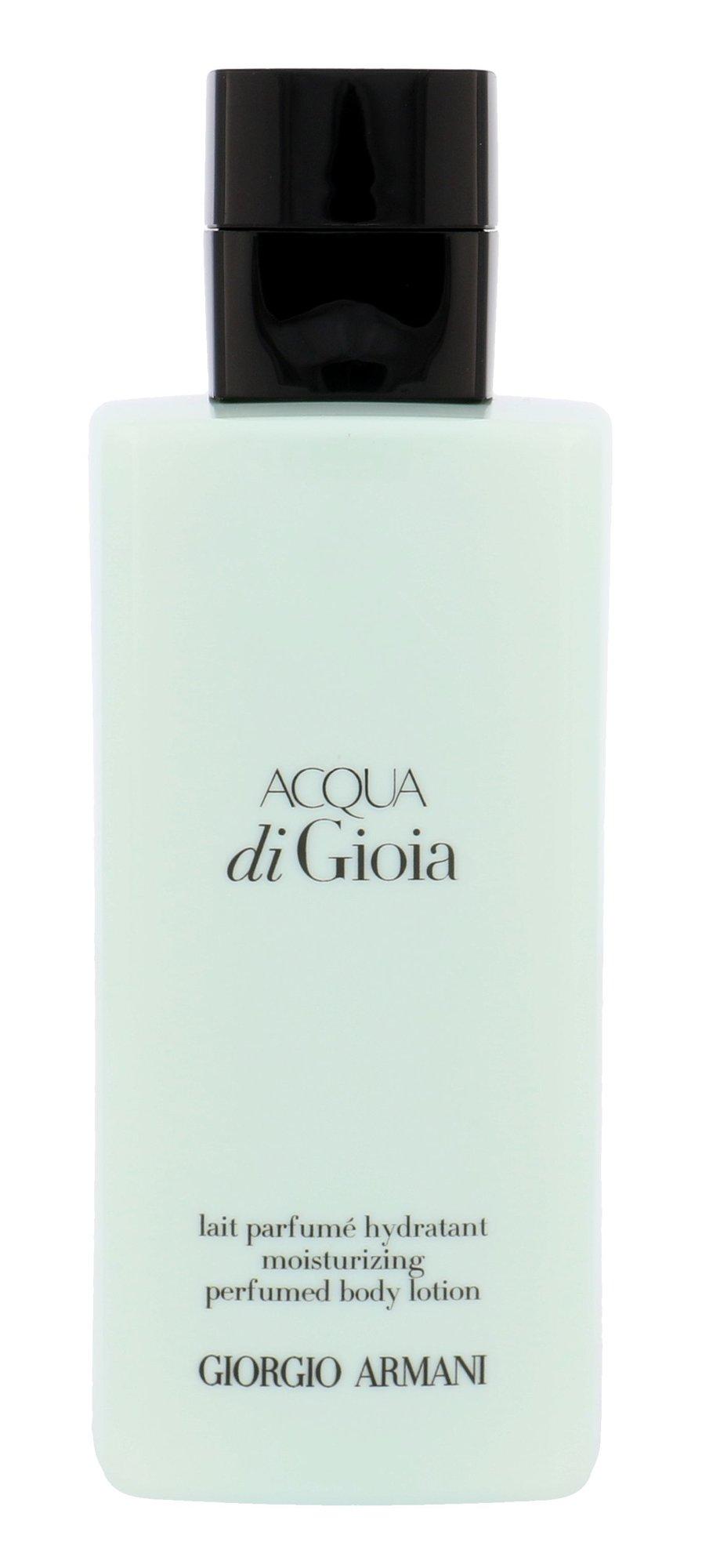 Giorgio Armani Acqua di Gioia Body lotion 200ml