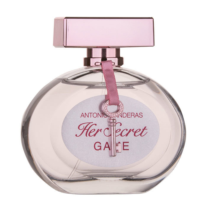 Antonio Banderas Her Secret Game EDT 80ml