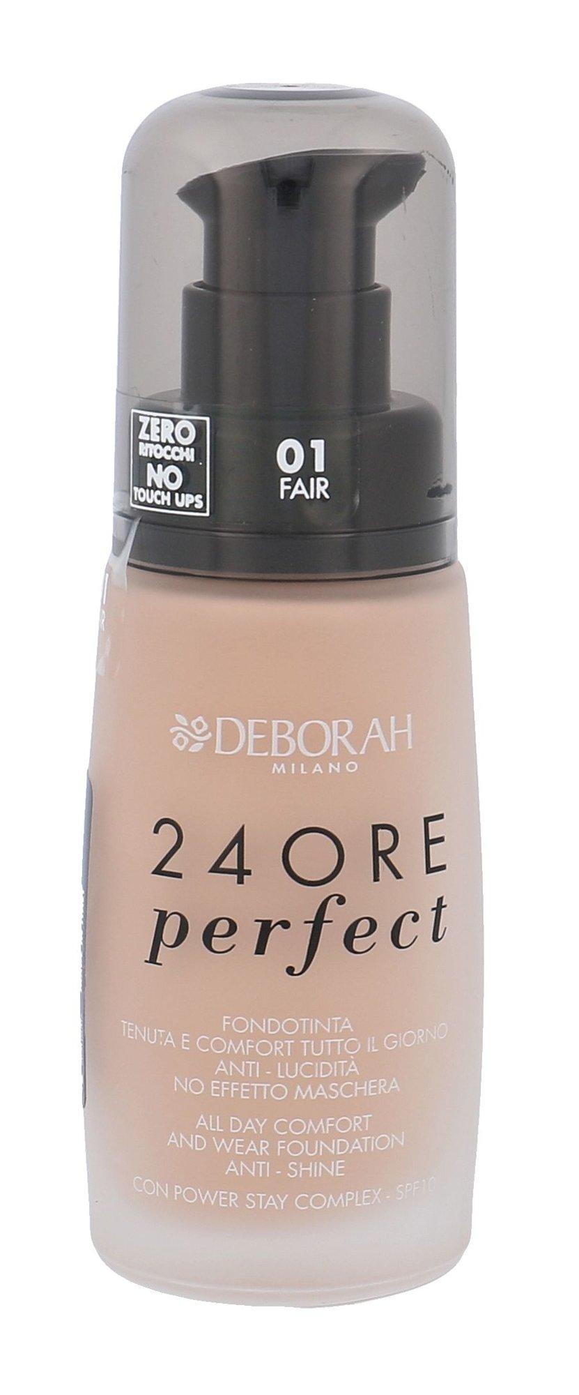 Deborah Milano 24Ore Cosmetic 30ml 01 Fair