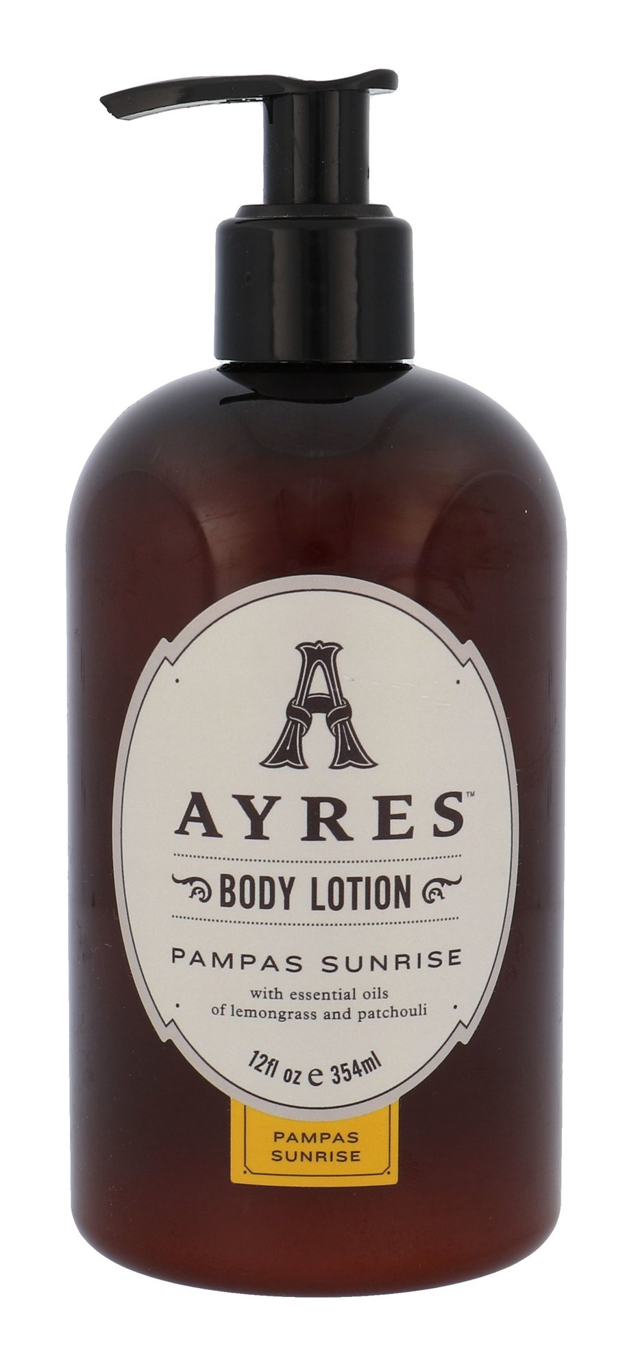 Ayres Pampas Sunrise Body Lotion Cosmetic 354ml