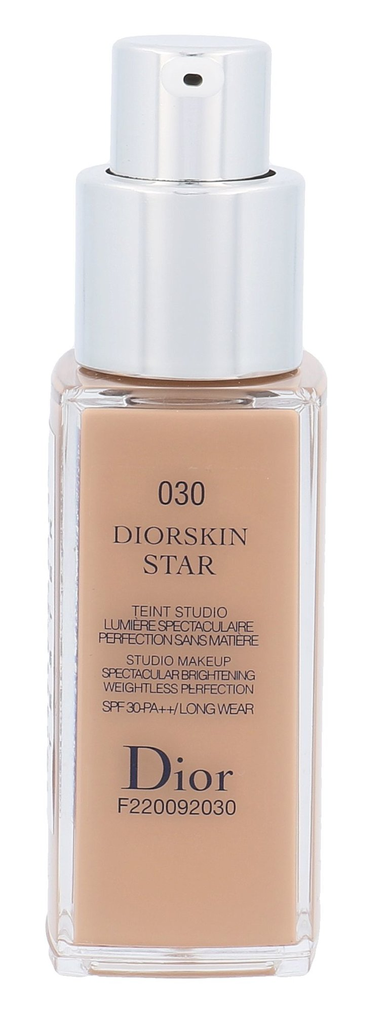 Christian Dior Diorskin Star Cosmetic 20ml 030 Medium Beige