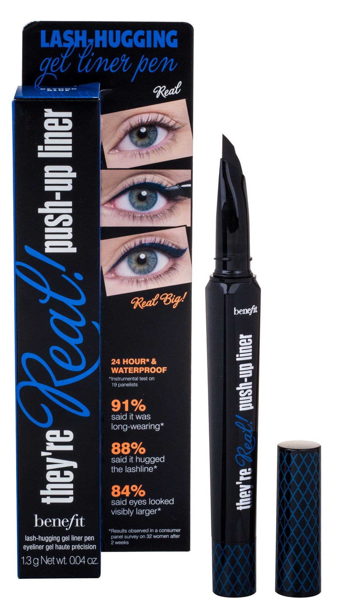 Benefit They´re Real! Cosmetic 1,3ml Blue