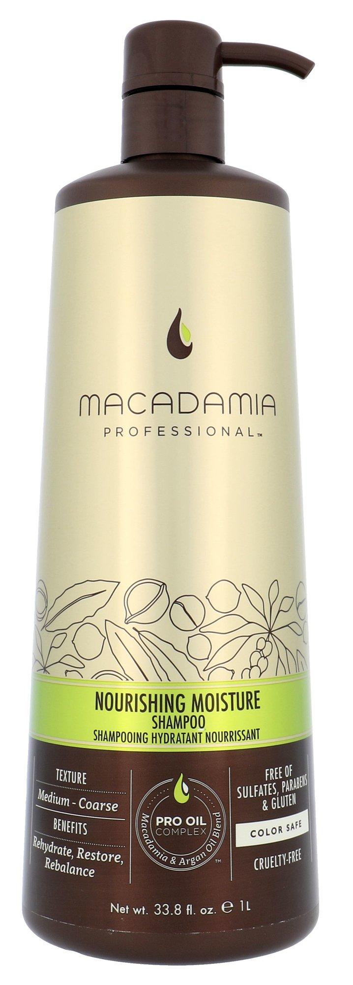 Macadamia Professional Nourishing Moisture Cosmetic 1000ml