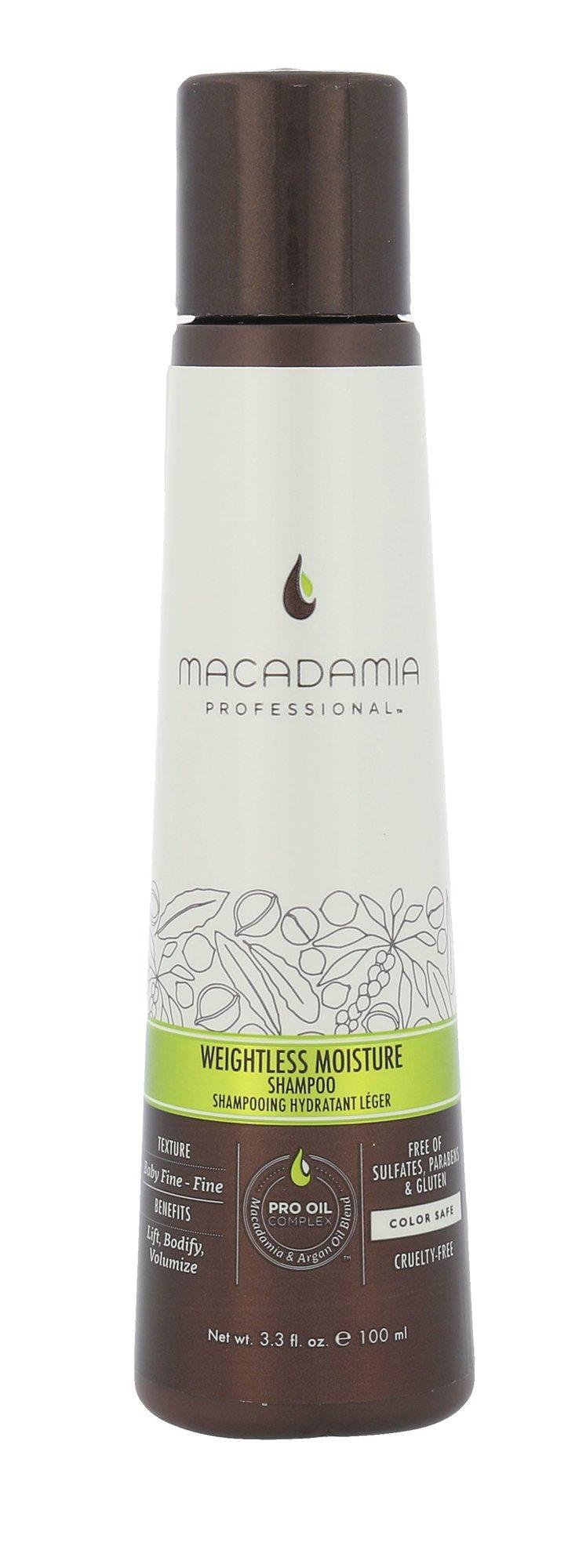 Macadamia Professional Weightless Moisture Cosmetic 100ml