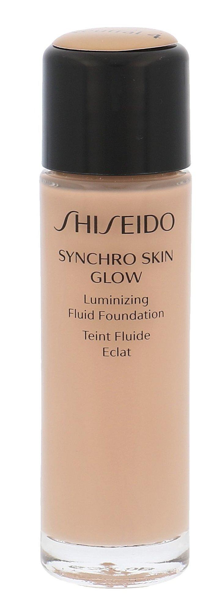 Shiseido Synchro Skin Glow Cosmetic 10ml Neutral 4