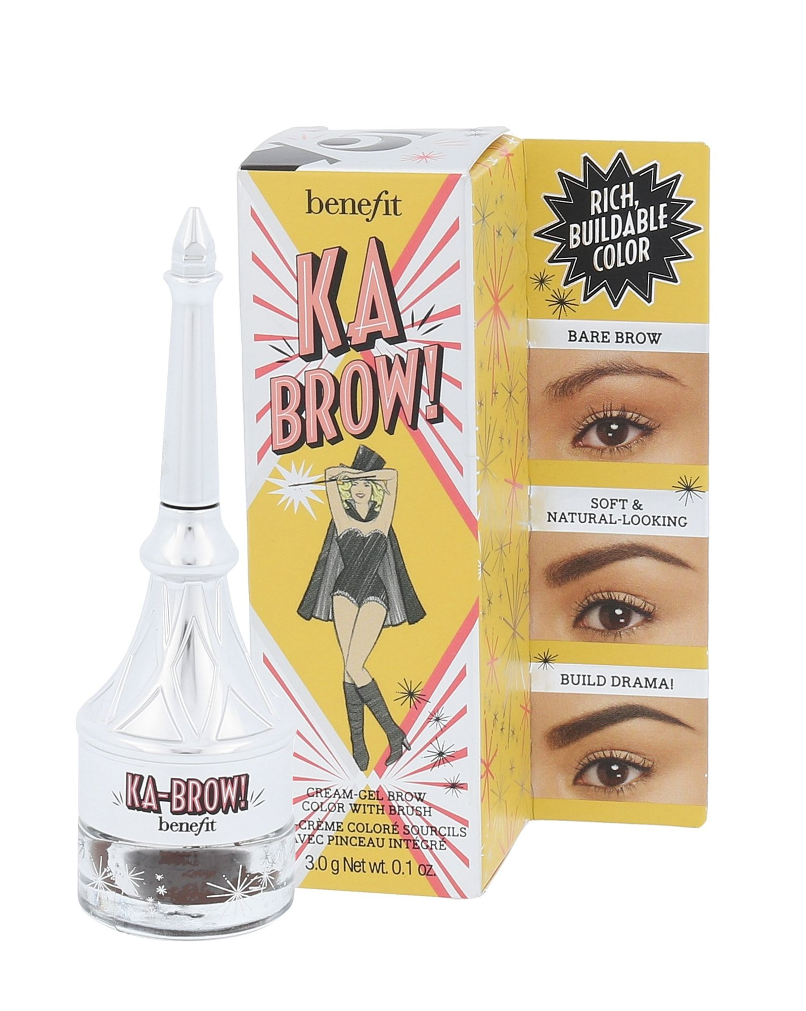Benefit ka-Brow! Cosmetic 3ml 05 Deep
