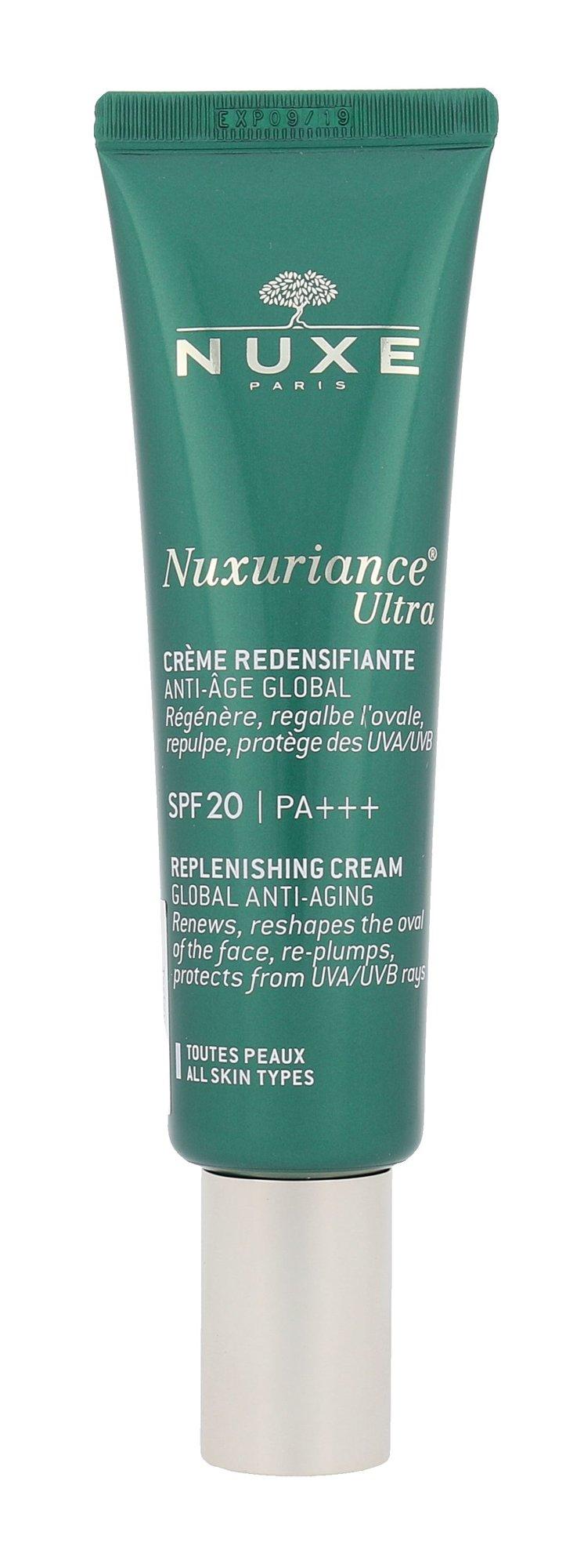 Nuxe Nuxuriance Ultra Replenishing Cream SPF20 Cosmetic 50ml