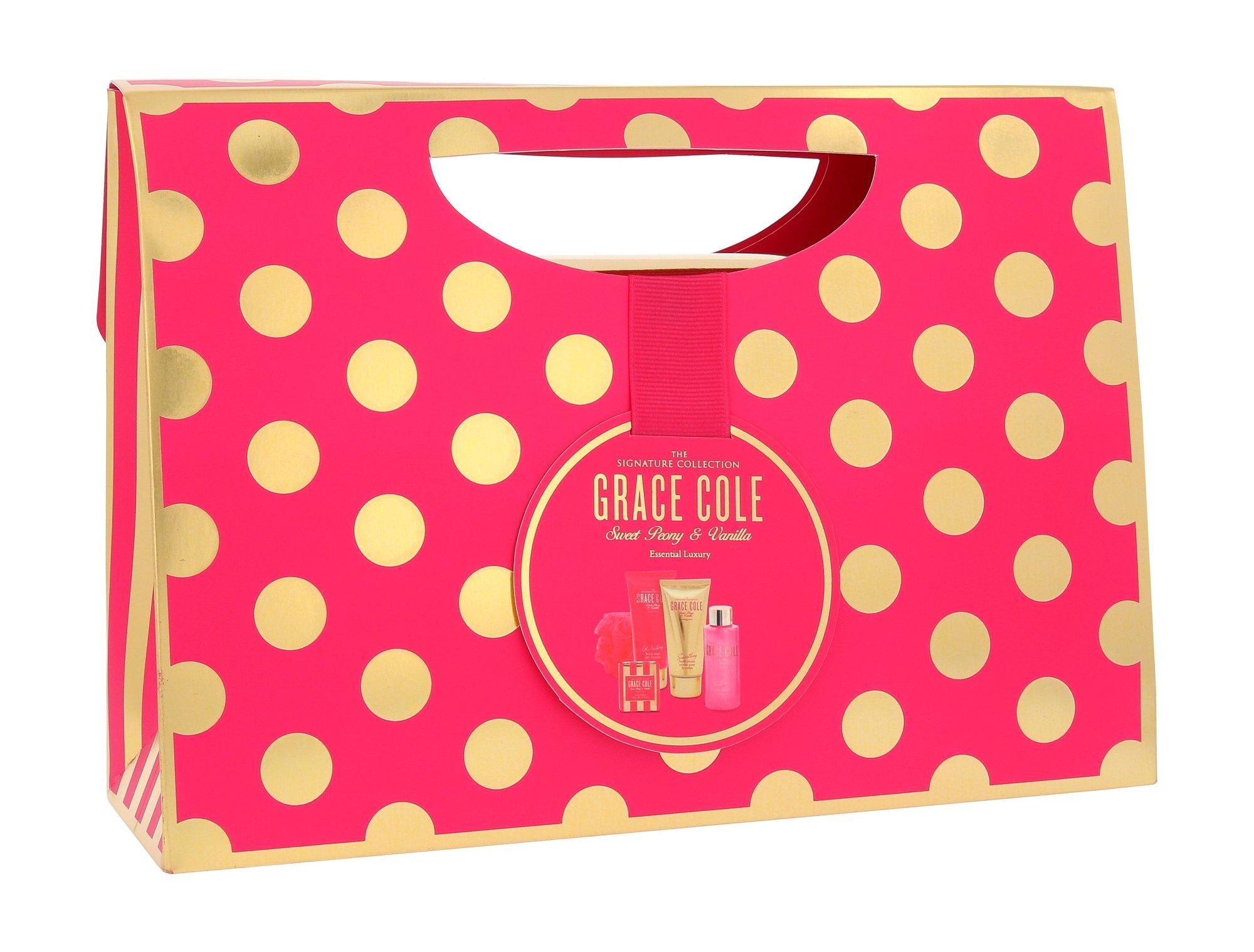Grace Cole Sweet Peony & Vanilla Cosmetic 75ml