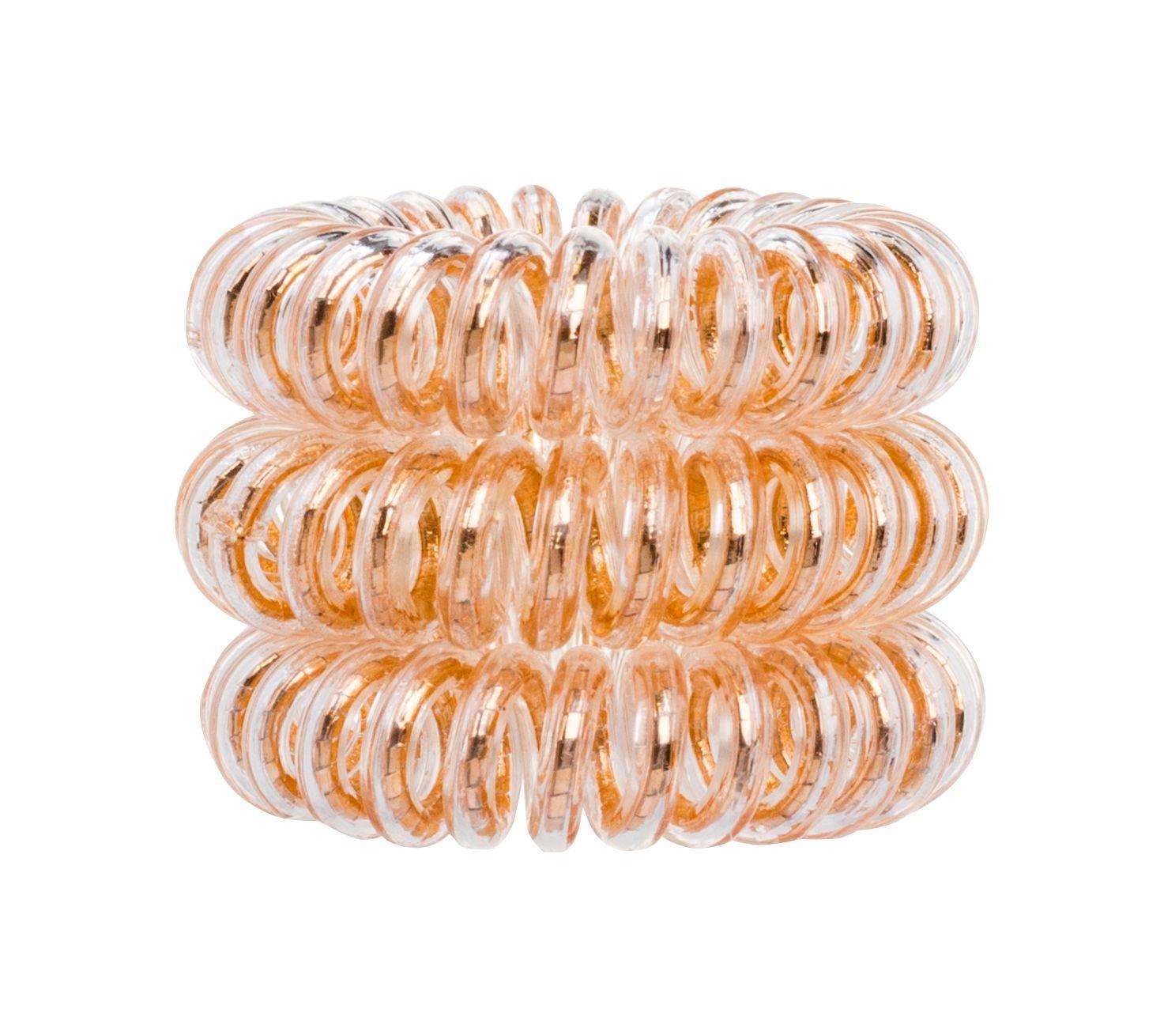Invisibobble Hair Ring Cosmetic 3pcs Bronze Me Pretty