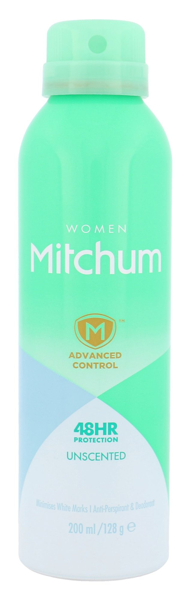 Mitchum Unscented Anti-Perspirant Deo Spray 48HR Cosmetic 200ml