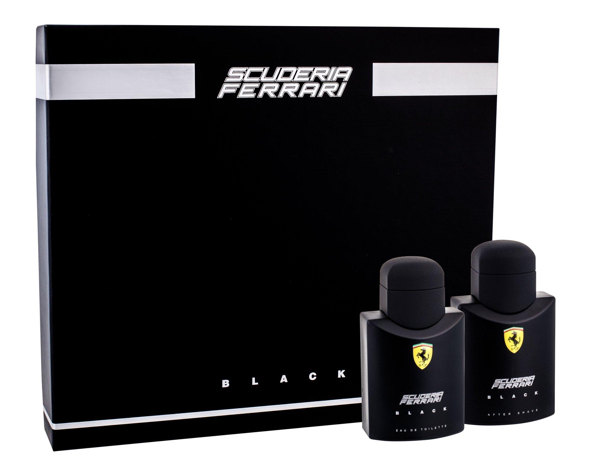 Ferrari Scuderia Ferrari Black EDT 75ml