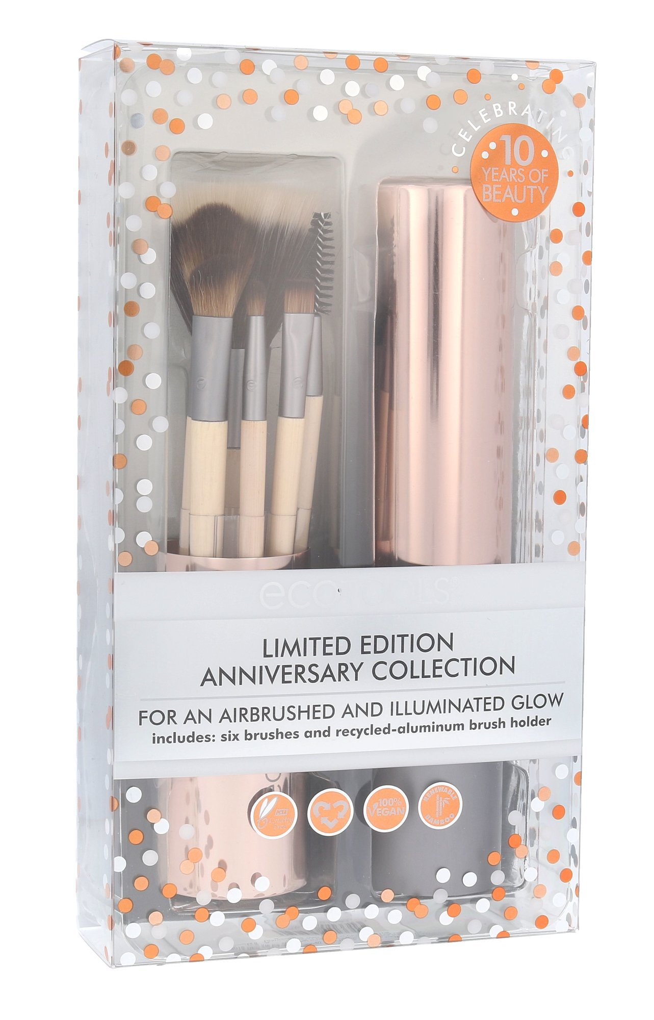 EcoTools Brushes Cosmetic 1ml  Limited Edition Anniversary Collection