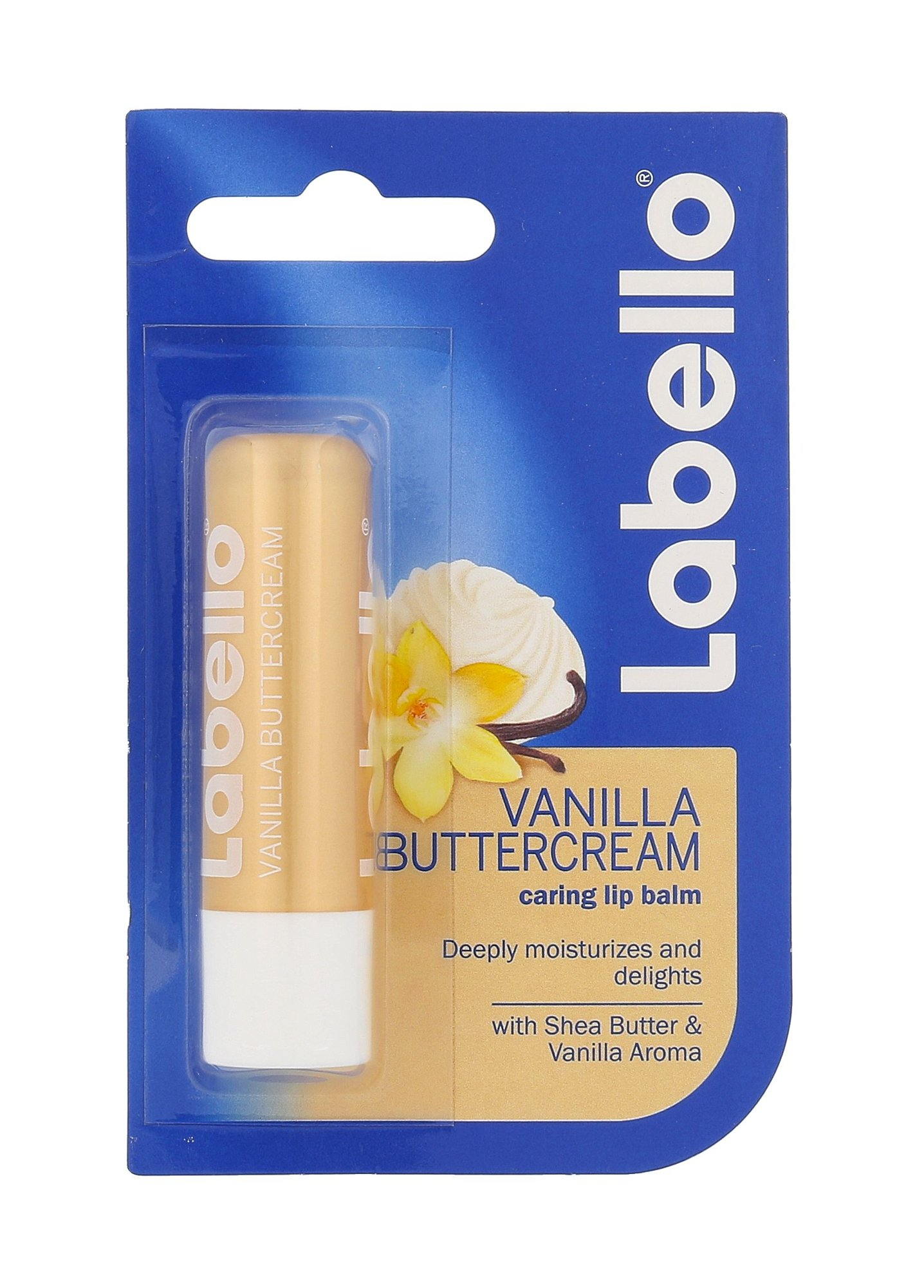 Labello Vanilla Buttercream Cosmetic 5,5ml