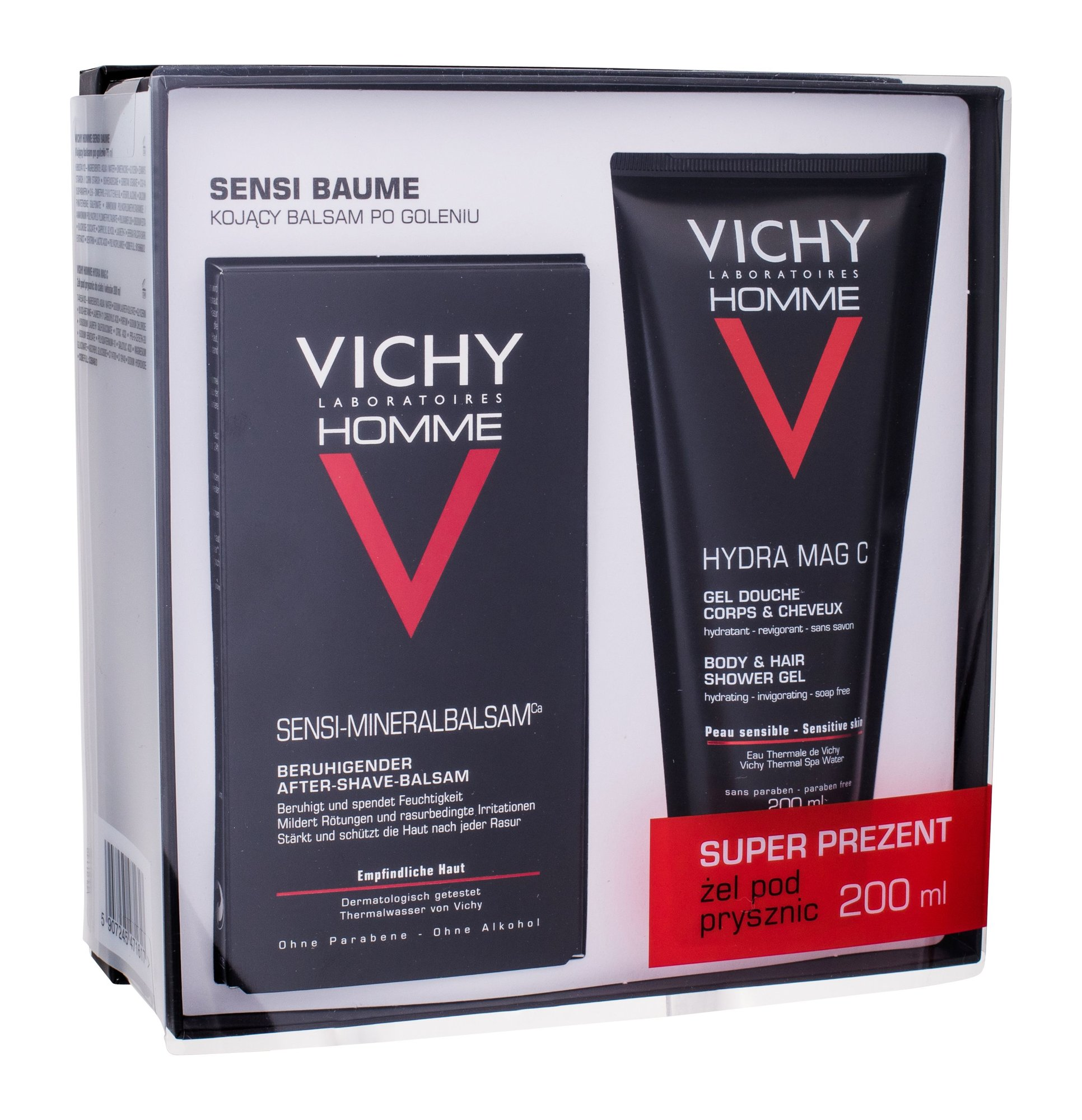 Vichy Homme Cosmetic 75ml