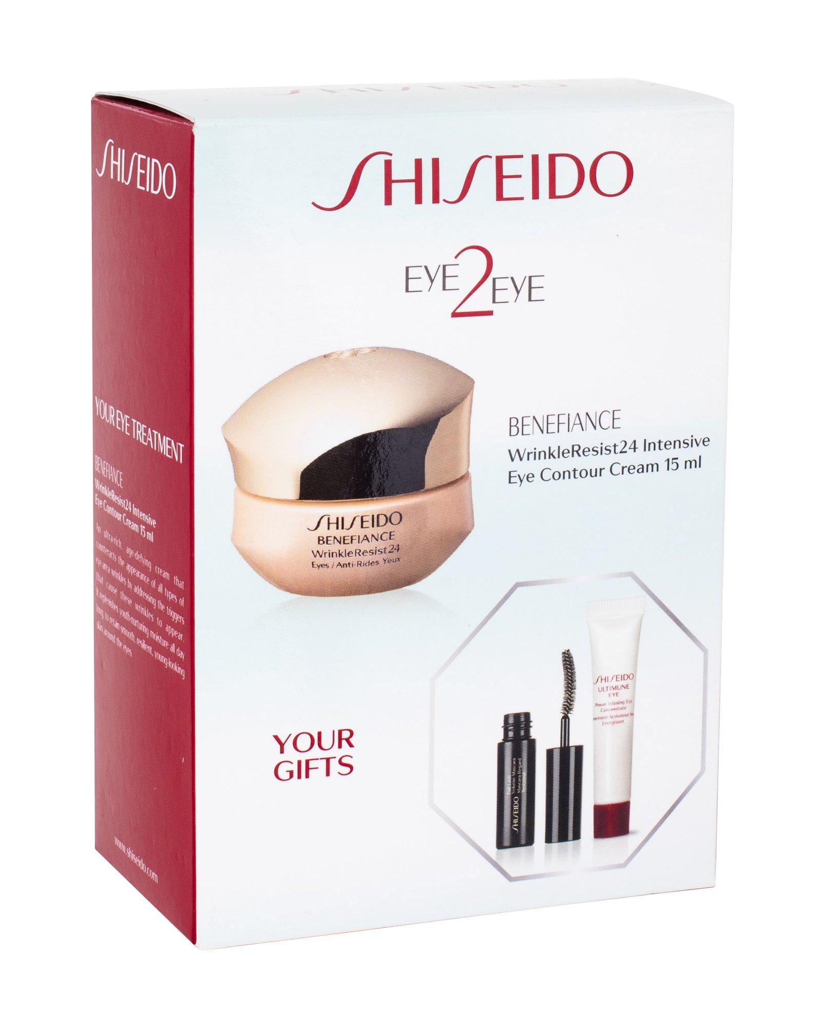 Shiseido Benefiance Wrinkle Resist 24 Cosmetic 15ml