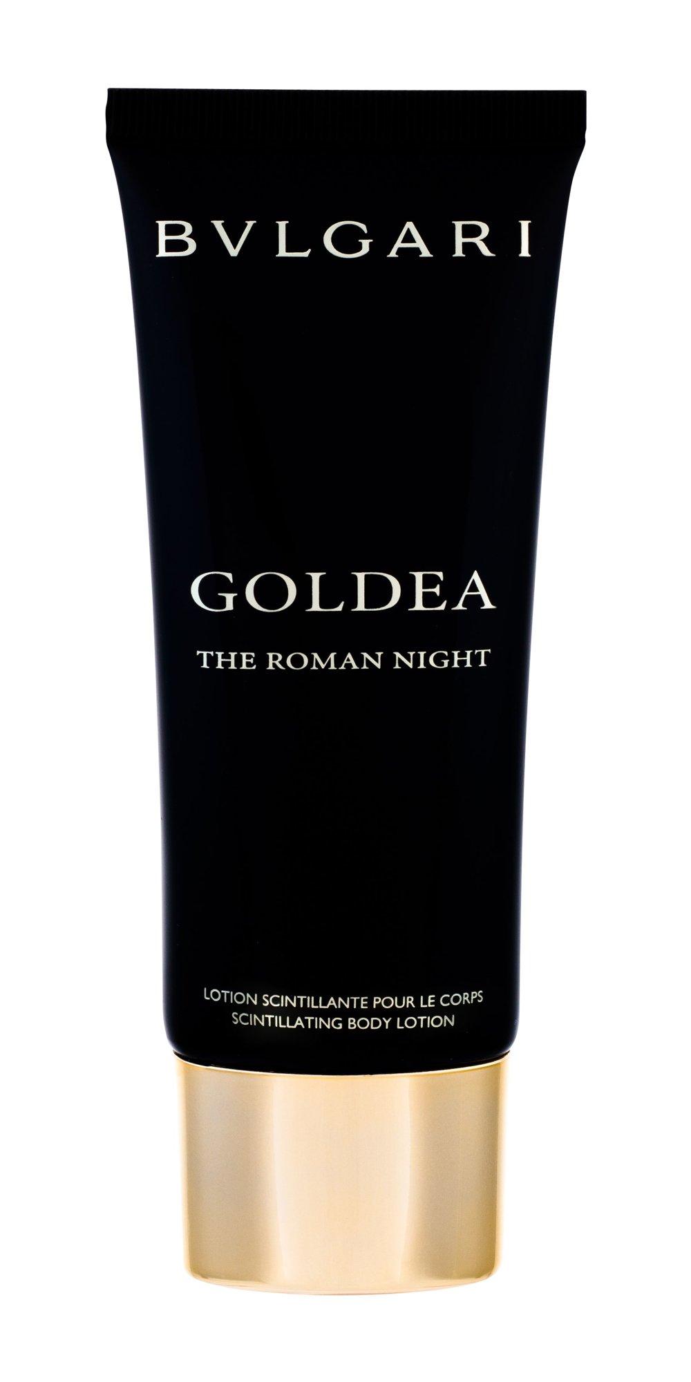 Bvlgari Goldea The Roman Night Body lotion 100ml