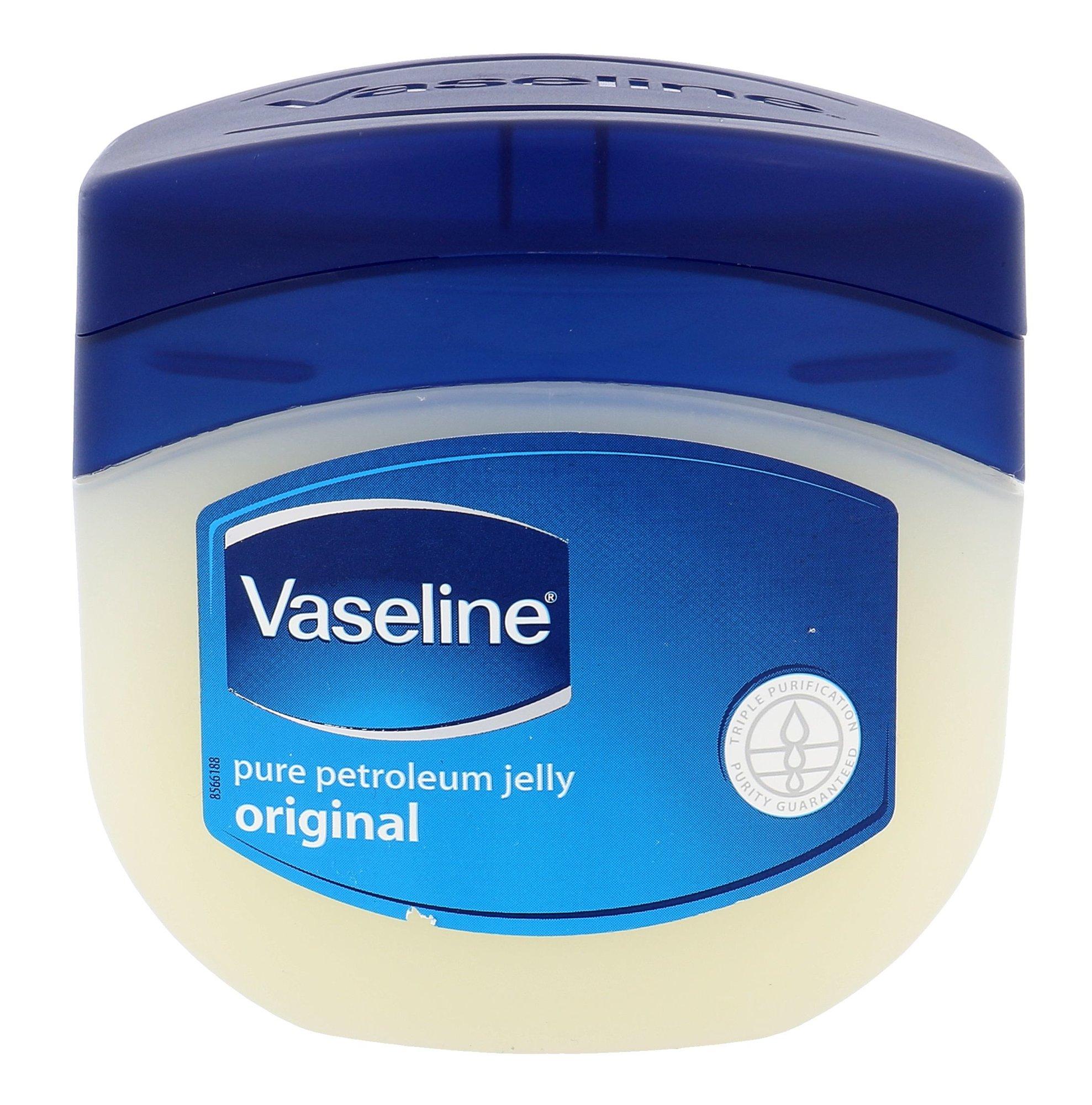 Vaseline Petroleum Jelly Original Cosmetic 250ml