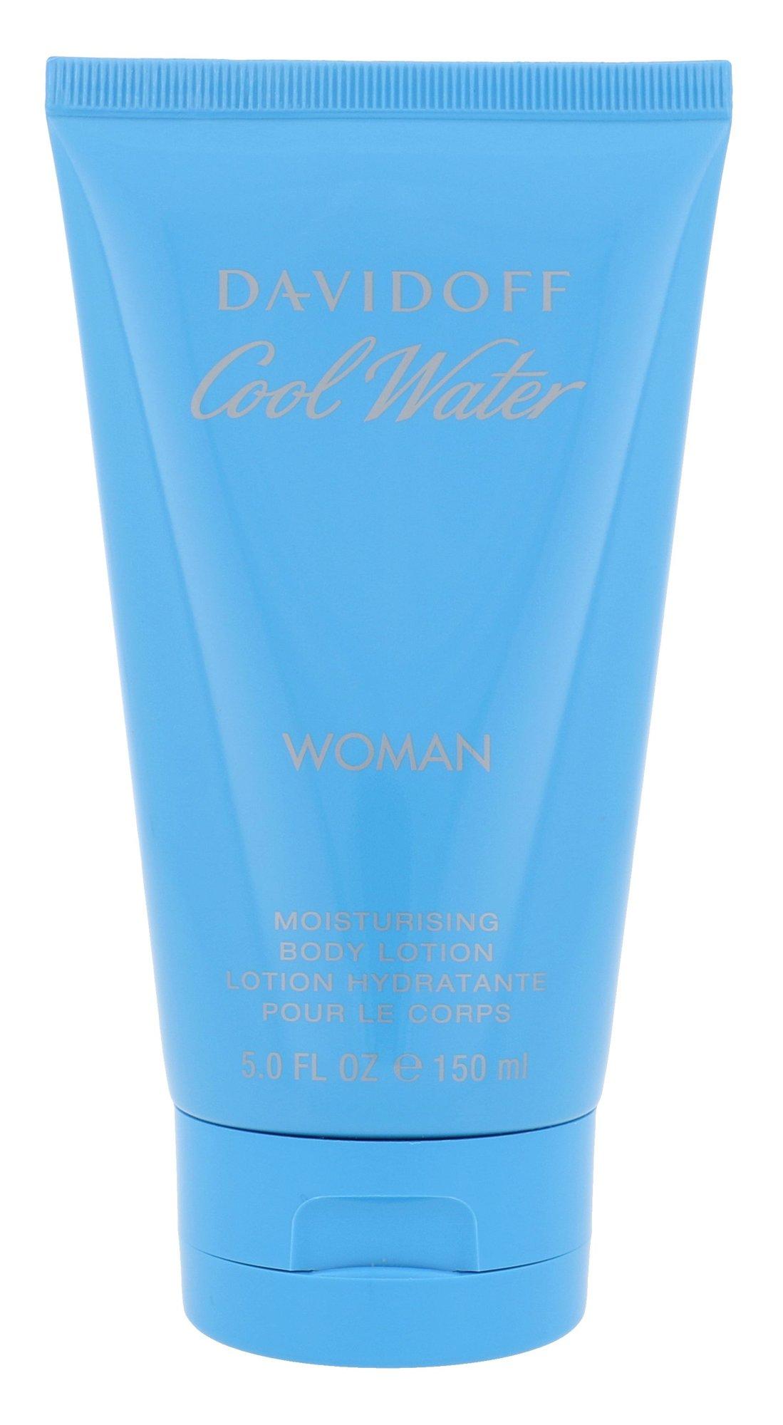 Kūno losjonas Davidoff Cool Water
