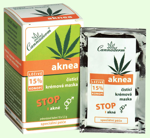 Cannaderm Aknea Cosmetic 5,5ml