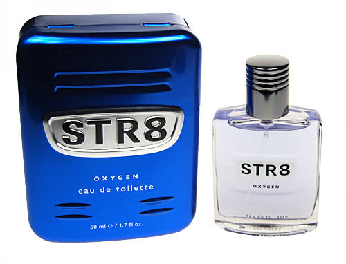 STR8 Oxygen EDT 50ml