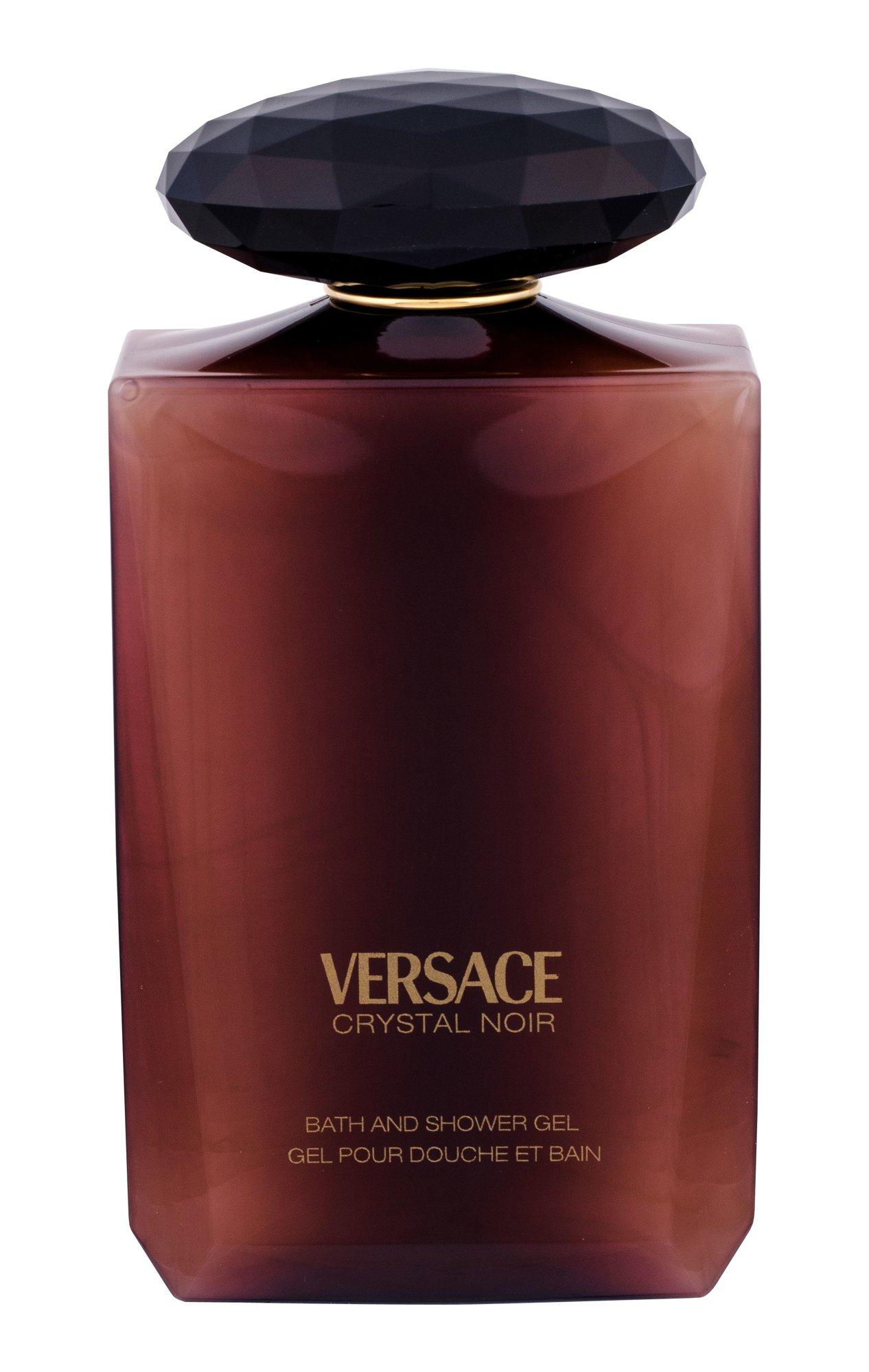 Versace Crystal Noir Shower gel 200ml