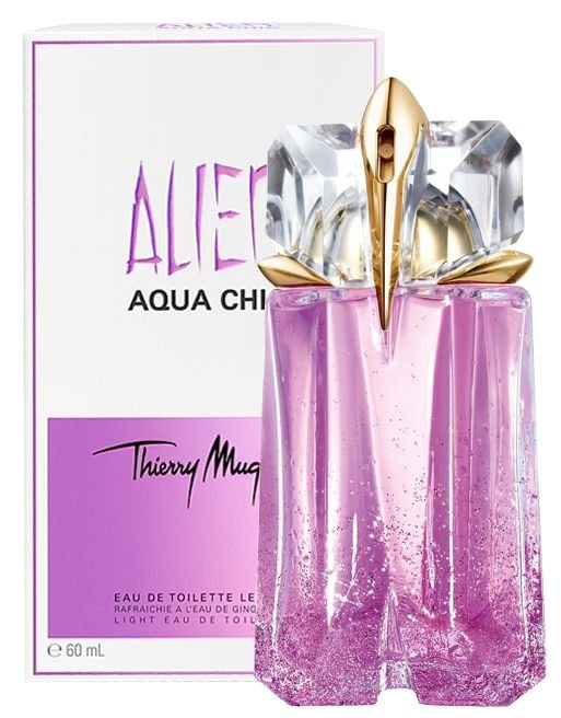 Thierry Mugler Alien Aqua Chic EDT 60ml