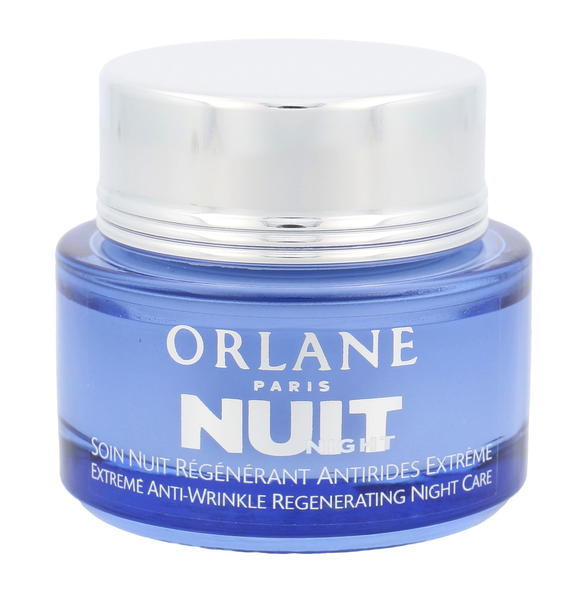Orlane Extreme Line-Reducing Cosmetic 50ml  Extreme Anti-Wrinkle Regenerating Night Care