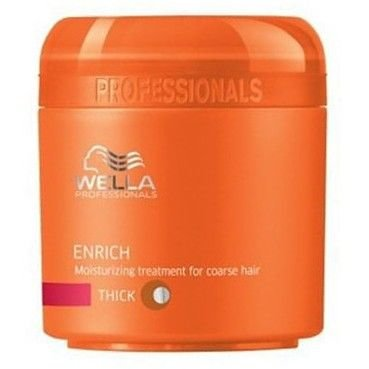 Wella Enrich Mask Thick Hair Cosmetic 500ml