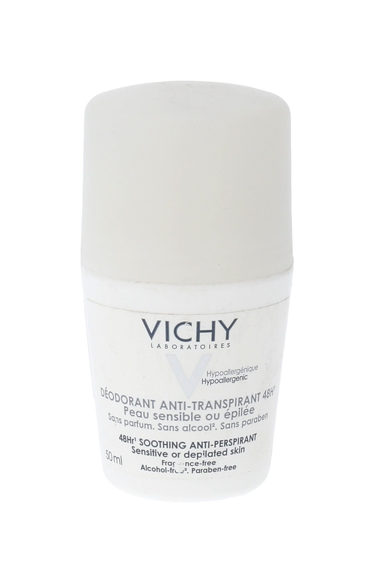 Vichy Deodorant Cosmetic 50ml  48h Soothing