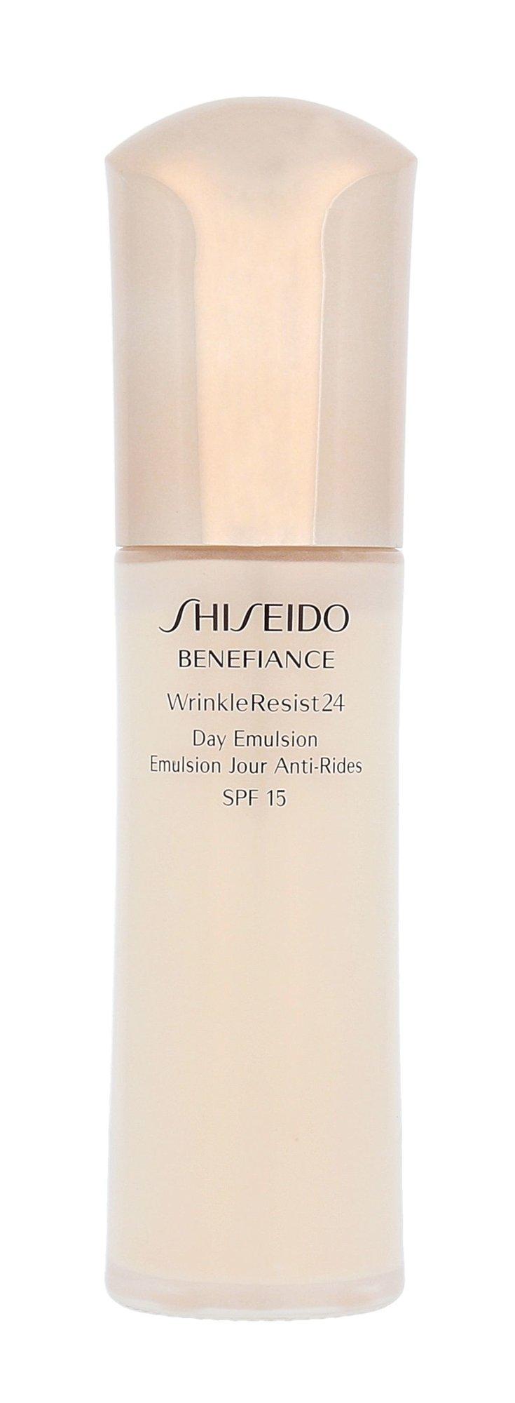 Shiseido Benefiance Wrinkle Resist 24 Cosmetic 75ml