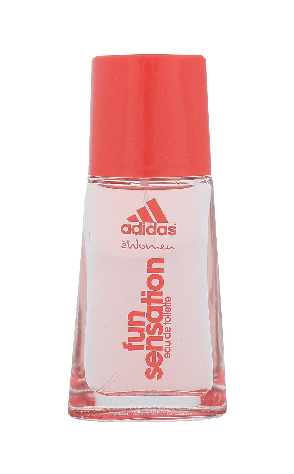 Adidas Fun Sensation For Women EDT 30ml