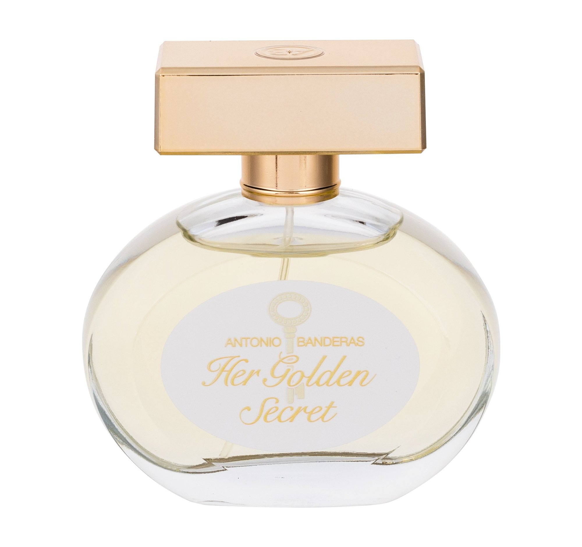 Antonio Banderas Her Golden Secret EDT 50ml