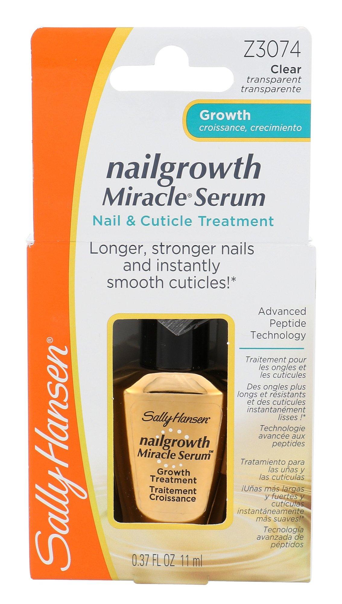 Sally Hansen Nailgrowth Miracle Serum Cosmetic 11ml Clear