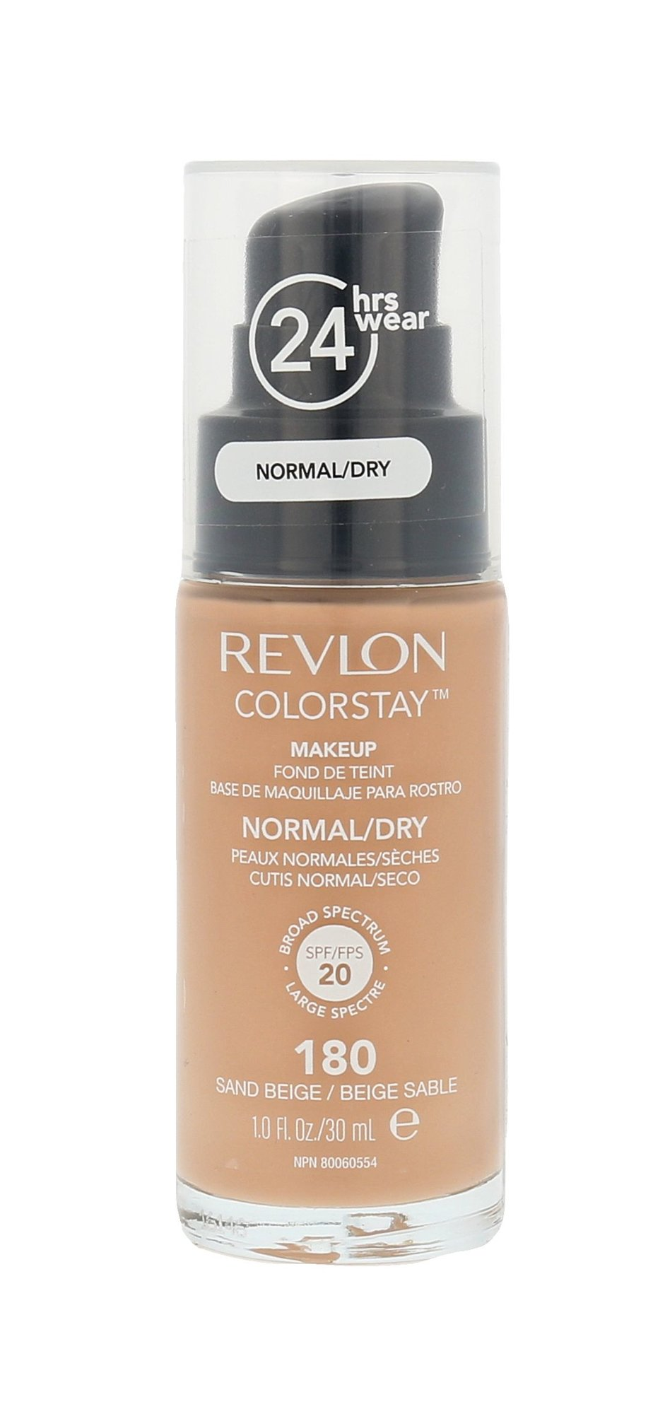 Revlon Colorstay Cosmetic 30ml 180 Sand Beige