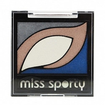 Miss Sporty Cats Eyes Palette Cosmetic 6ml 001 Denim Storm