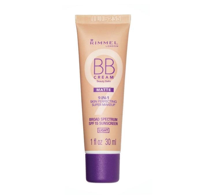 Rimmel London BB Cream Matte Cosmetic 30ml Light
